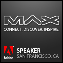 Adobe MAX 2008 Speaker