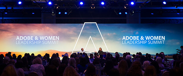 Power of Connecting: Adobe's First Women's Summit
