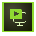 Adobe Presenter Video Express Icon