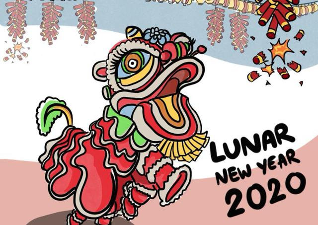 Welcome the Lunar New Year with creative success!