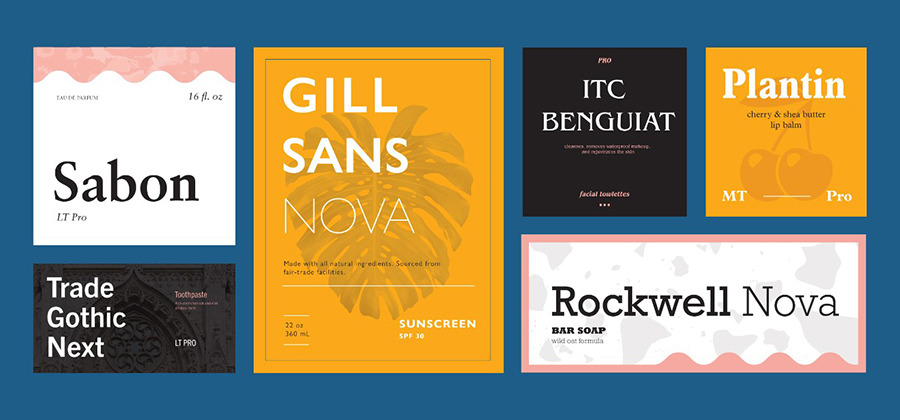 Serif vs sans serif fonts for beginners | Adobe