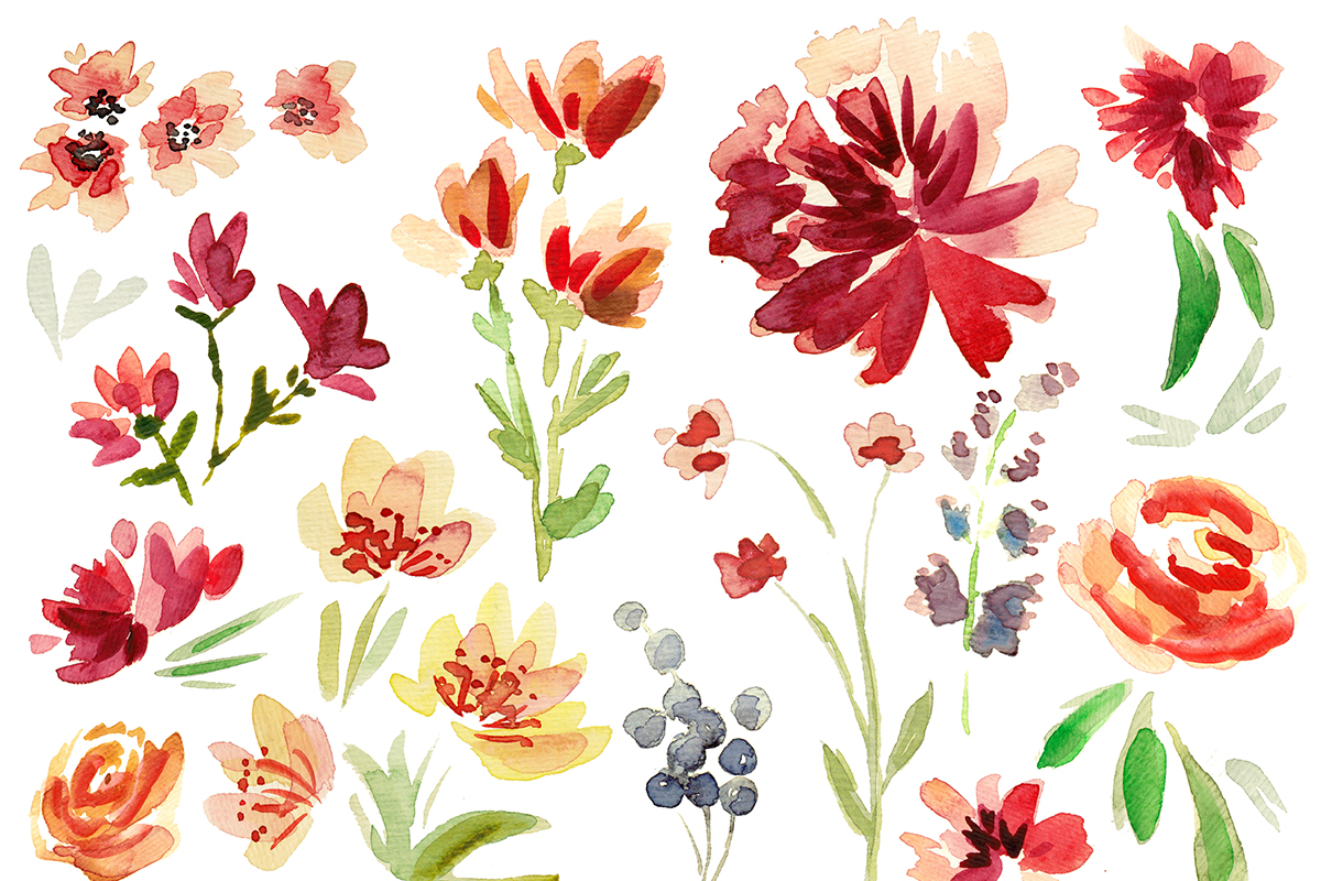 How To Draw Flowers Step By Step Adobe