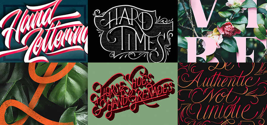 Lettering Fonts And Styles For Beginners Adobe