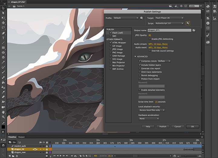 Buy Adobe Animate | Flash and 2D animation software