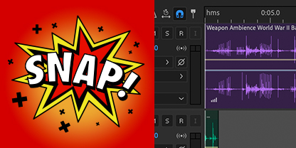 Make your audio pop with over 450 gun and firearm sound effects