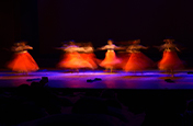 Ballet dancers performing on stage - Shutter speed photography | Adobe