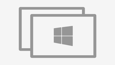 Multi-monitor support for Windows