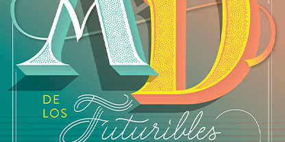Transform a custom font in Illustrator using the Image Trace feature.