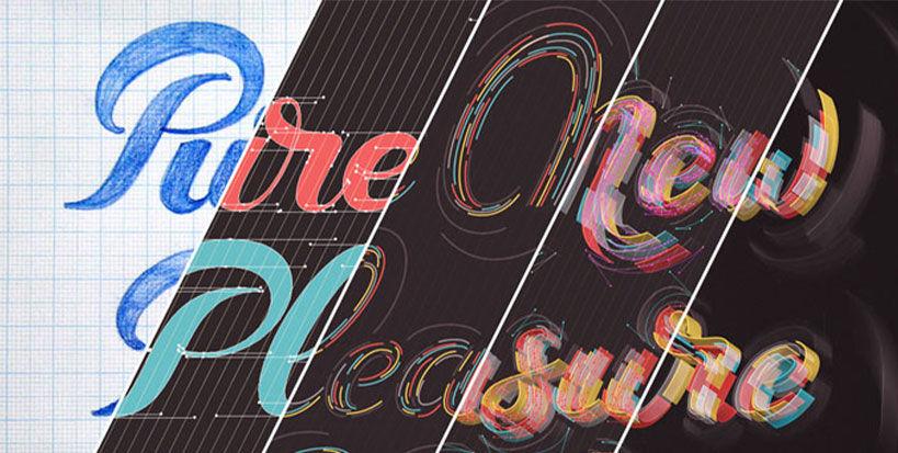 Lettering Design Hand Lettering Adobe Illustrator