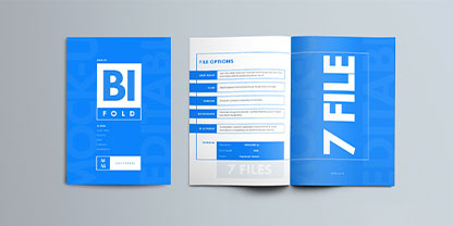 Get access to over 100 brochure design templates in Adobe Stock.