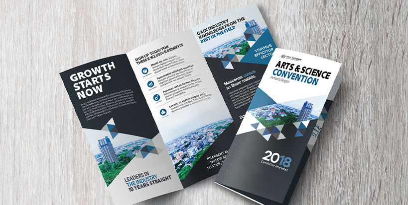 Brochure Designs Adobe Indesign