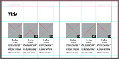 Brochure Designs Adobe Indesign