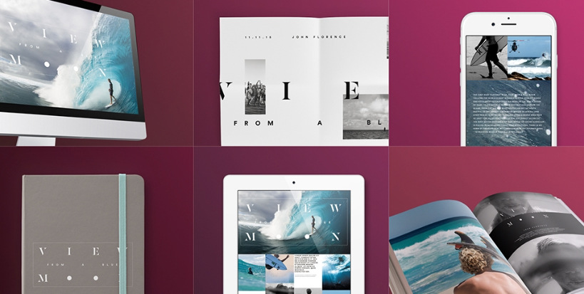 Page layout design & software | Adobe InDesign