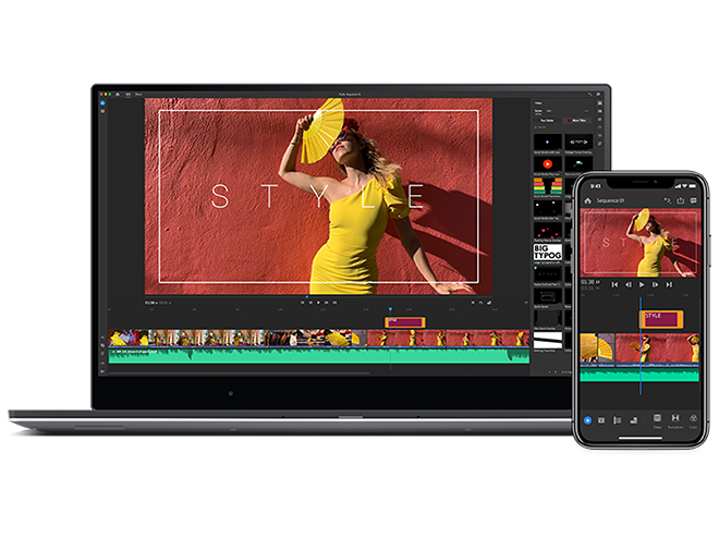 Adobe Premiere Pro for Mac 1