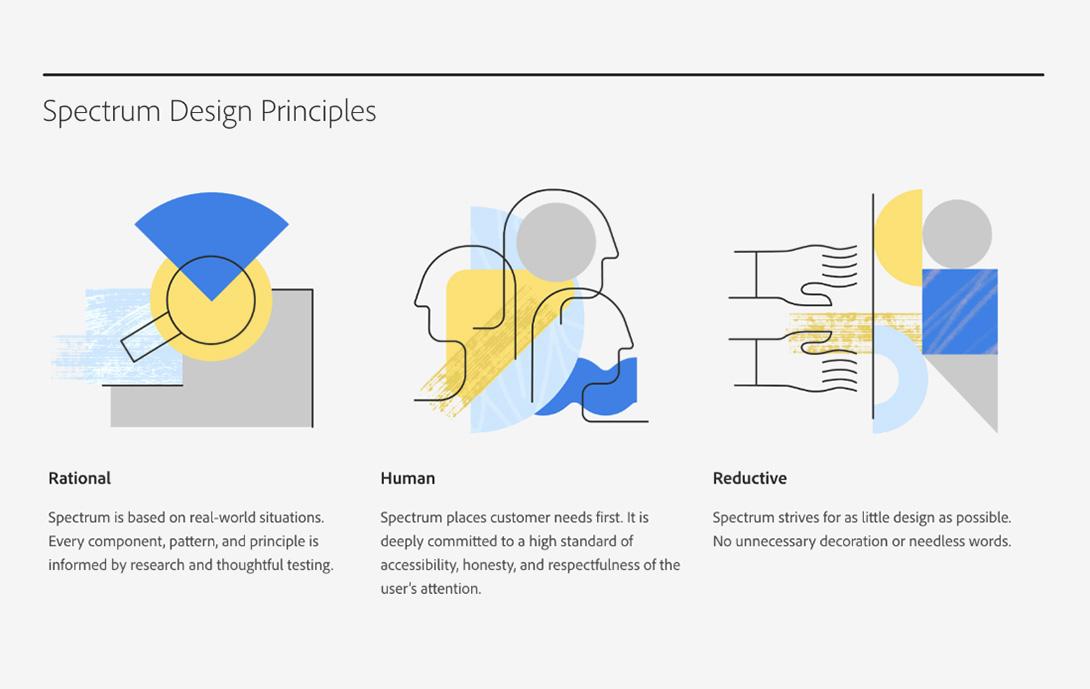 Spectrum Design Principles