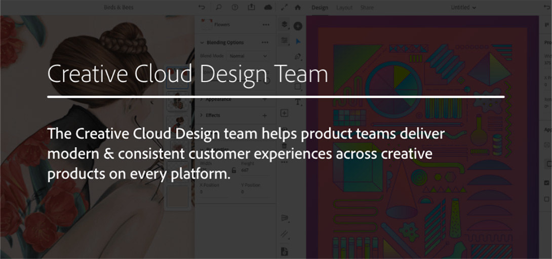 Creative Cloud Design Team