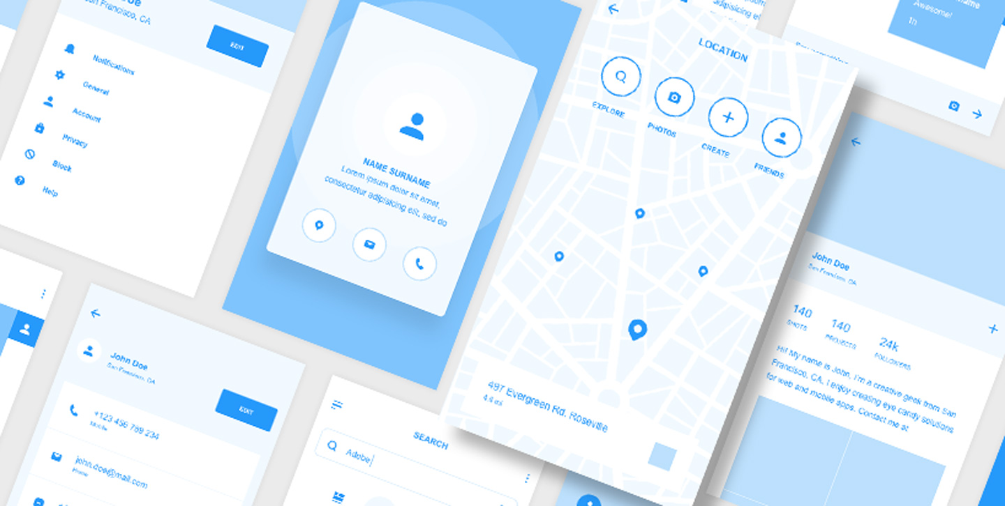 Wireframe Tool For Websites And Apps Adobe Xd