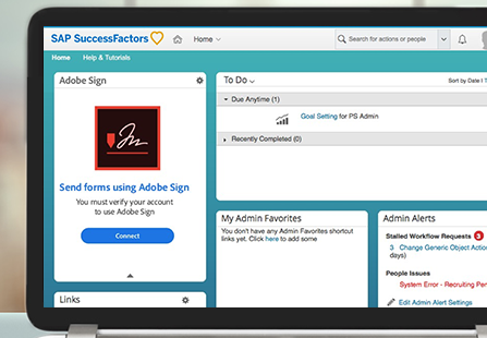 Adobe Sign in SAP Ariba