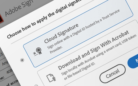 What is a digital signature | Adobe Sign