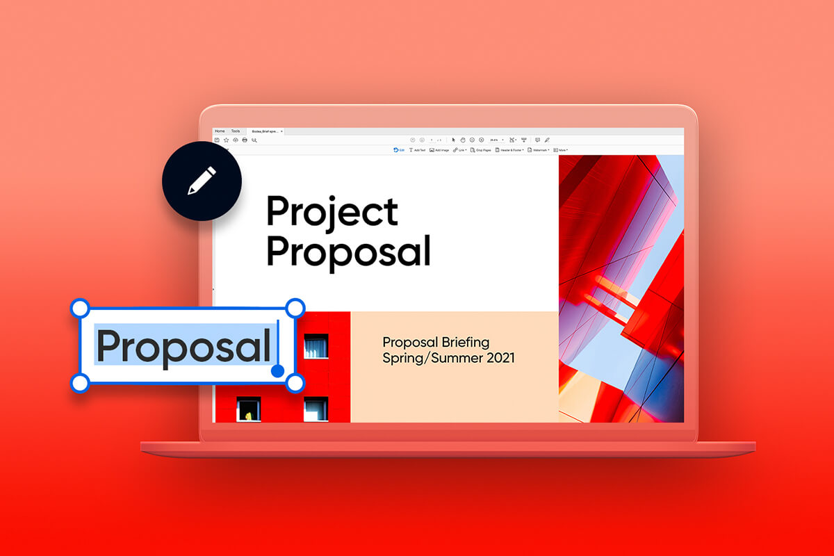 How to write a project proposal  Types of proposals  Adobe Sign