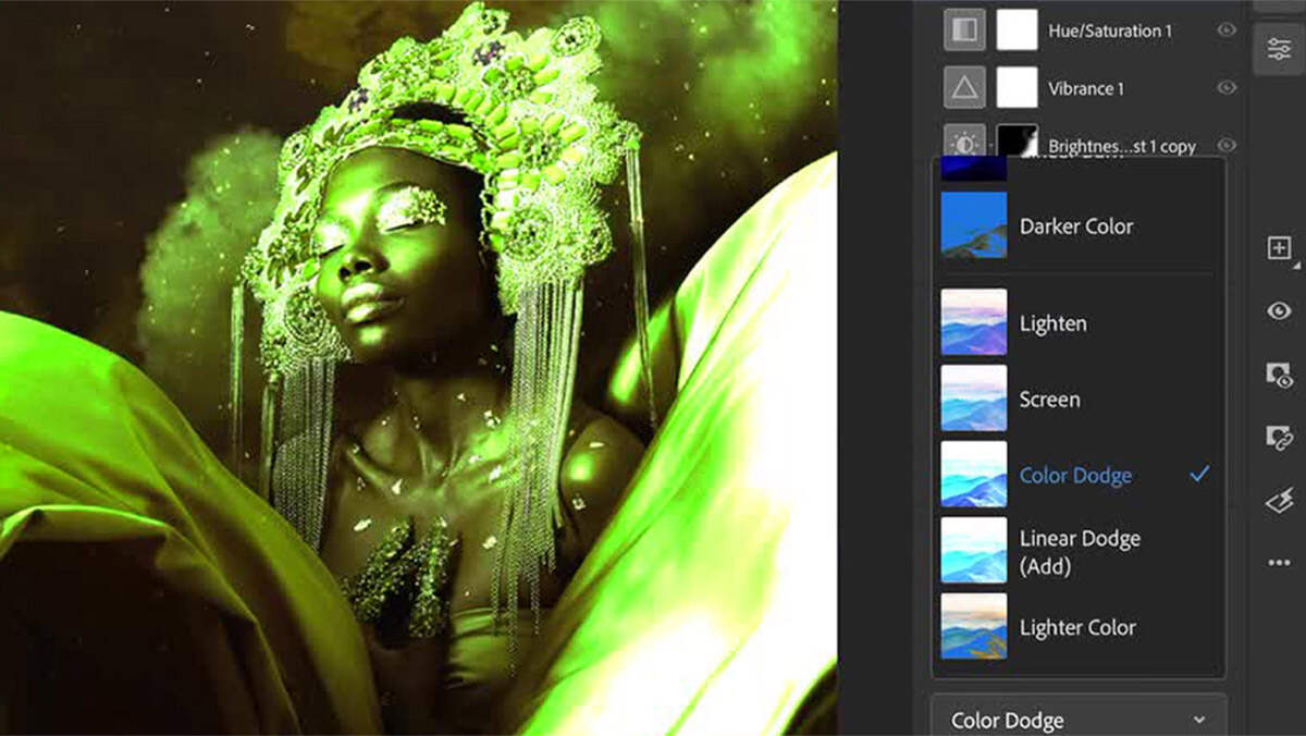 Photoshop on iPad Compositing Part 3: Improve Colors and ...