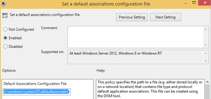 Setting the Default PDF Viewer — DC Deployment Planning and
