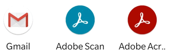 Scanning — Adobe Scan Mobile Help