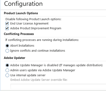 Creative Suite Installs and Issues — Legacy Administration Guide