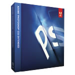 Photoshop CS5 Extended box