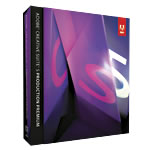 Adobe CS5 Production Premium box