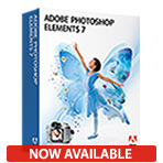 Adobe Photoshop Elements 7 - Full
