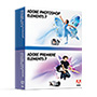 Adobe Photoshop Elements 7 & Adobe Premiere Elements 7 with Photoshop.com Plus membership - Full