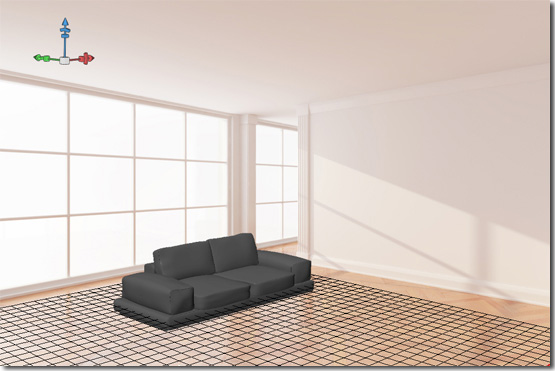Create 3d room design decoration for Make a 3d room